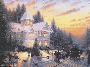 maison-et-rue-sous-la-neige
