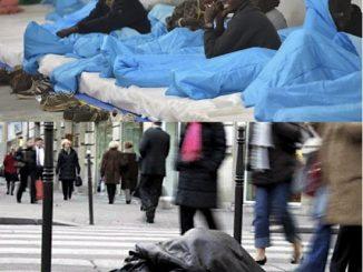 Migrants-aides-clochards-abandonnes