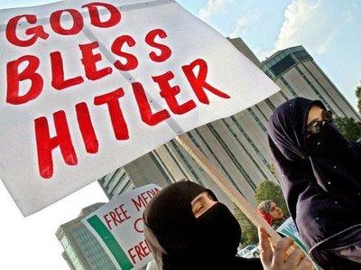 nazislamist girls