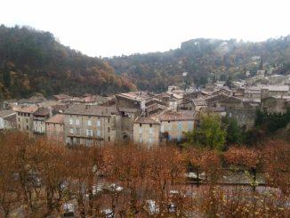 Largentière : un paisible village du Sud Ardèche sous le choc, après qu