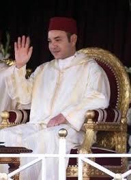 """Le roi du Maroc Mohammed VI a refusé de cautionner la manifestation """"je suis Charlie"""" de dimanche à Paris."""