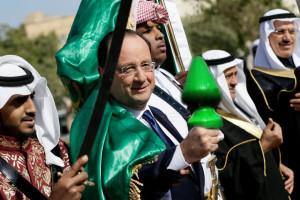 Hollande-brandit-le-sabre-de-l-islam