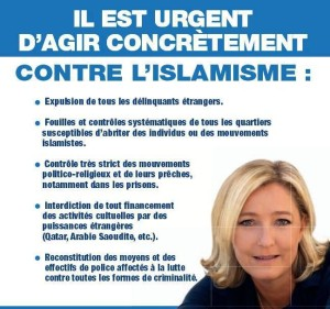 MLP CONTRE L'ISLAM