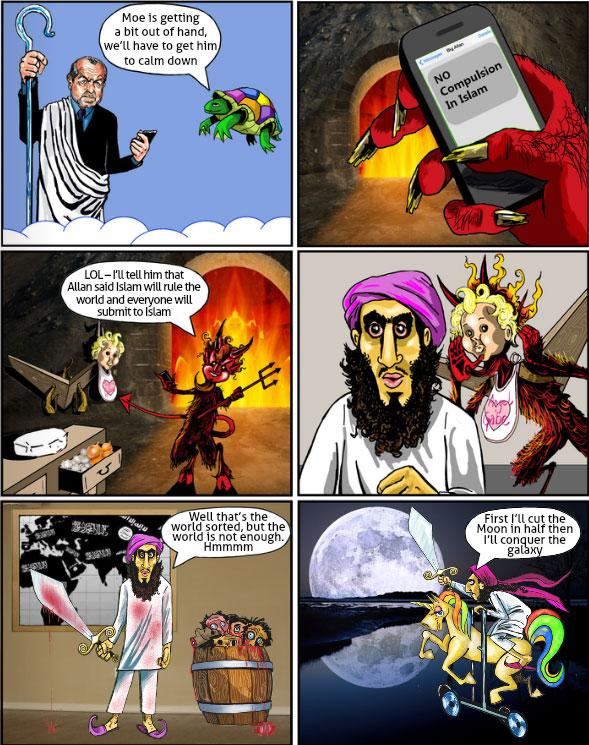 """Comment s'est vraiment passée la révélation du fameux verset """"Nulle contrainte en religion""""..."""