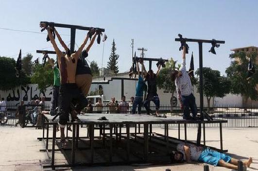 8-chretiens-crucifies-Syrie-juillet-2014-un
