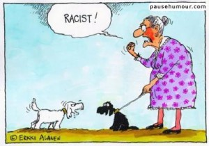 Raciste !