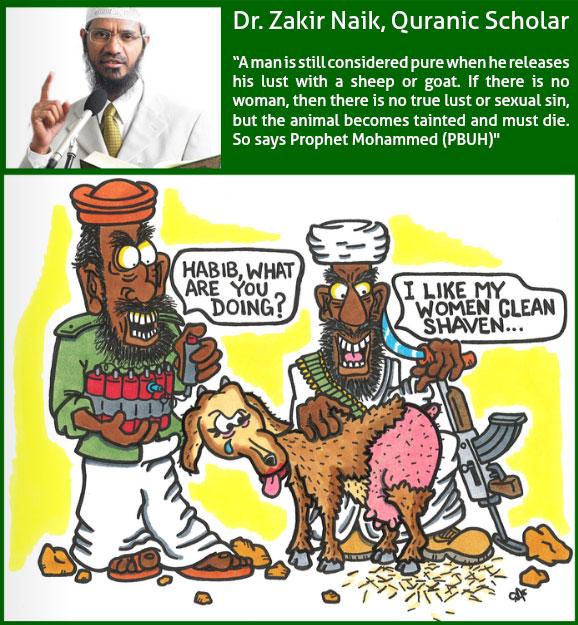 Les conseils du bon docteur Naik Zakir (2e numéro)