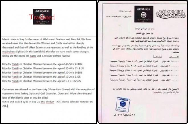 Prix-des-esclaves-en-Irak-novembre-2014