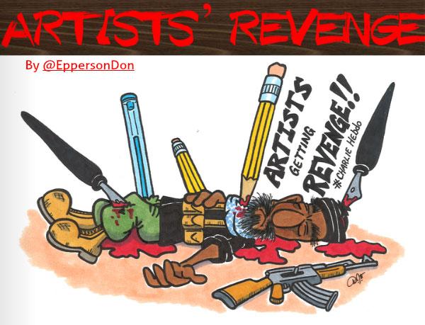 Vengeance d'artiste (2e numéro)