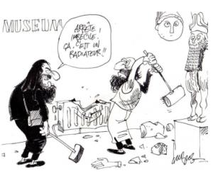 Islamisteradiateur