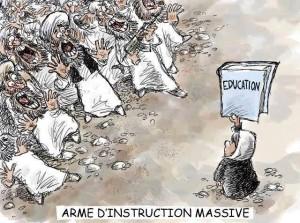 ARME  D'INSTRUCTION MASSIVE
