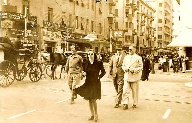 Le Caire en 1941