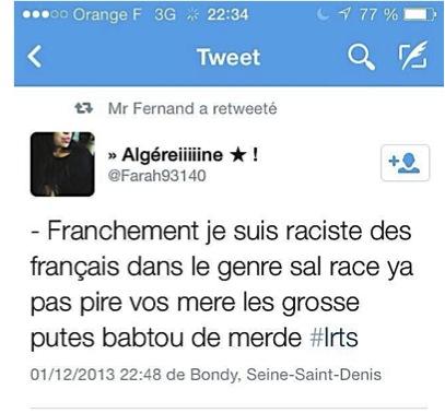 Francais-sale-race