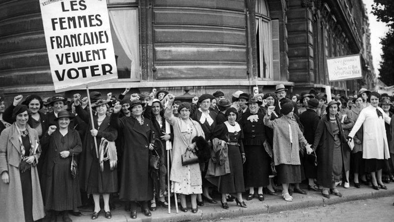 quand la gauche refusait le droit de vote aux femmes pour garder son pouvoir riposte la que. Black Bedroom Furniture Sets. Home Design Ideas