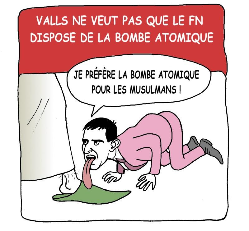 Vallsbombe