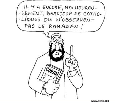 Amiens : quatre clandestins me menacent parce que je bois une bière, et que c'est ramadan