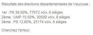 résultats-vaucluse
