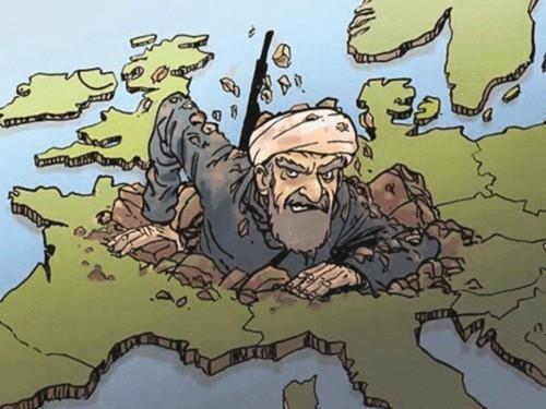 Image result for Islamisation