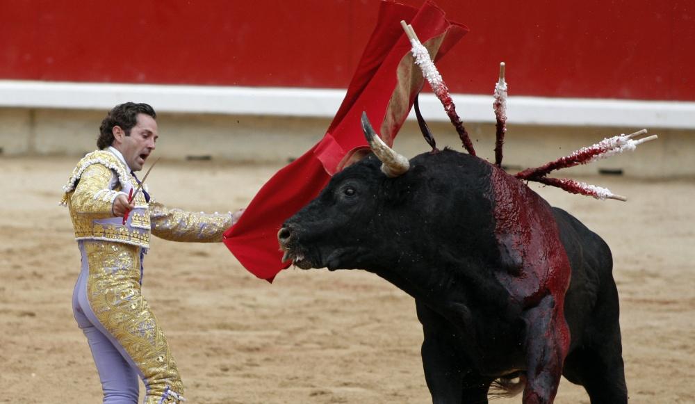 Corrida Image la chasse et la corrida, des valeurs patriotiques, vraiment