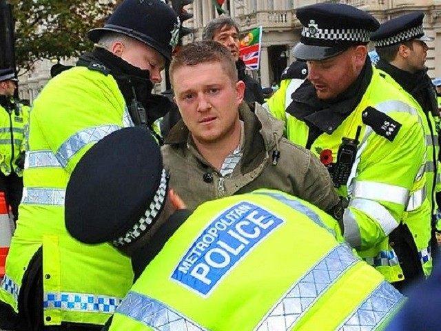 J'ai vraiment peur que les juges anglais n'envoient Tommy Robinson mourir en prison !