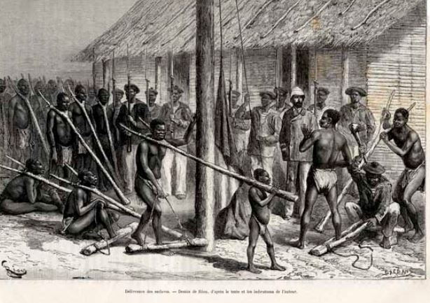 сцены порки рабынь некоторых
