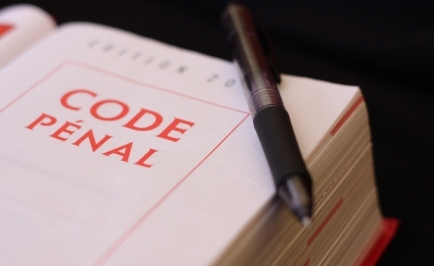 code pÈnal