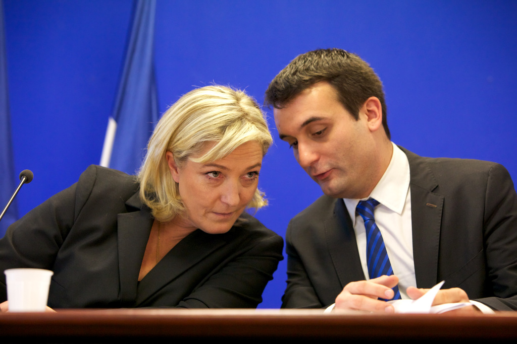 Immigration-islam : Marine Le Pen, version 0.2 light
