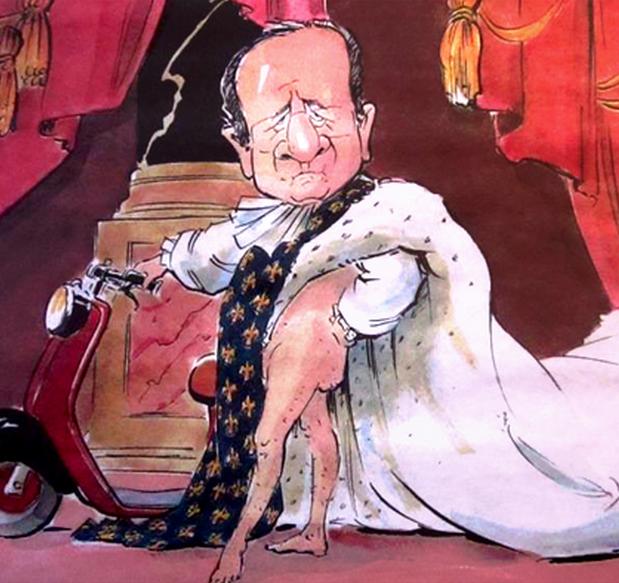 Hollande-roi-nu