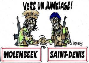 Jumelage Molenbeek St Denis