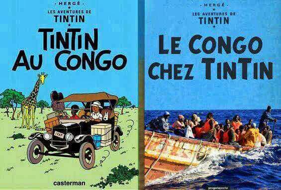 Toute la musique que j'aime ! - Page 34 Tintin-Congo