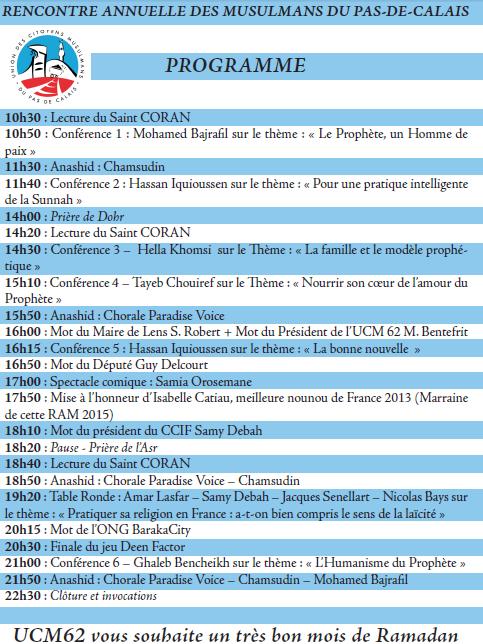 UCM Pas de Calais 2