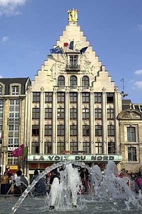 FACE VOIX DU NORD - Lille