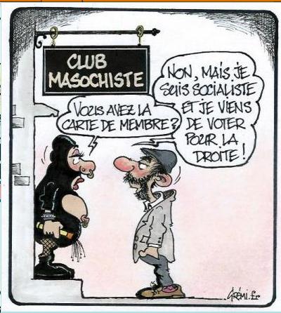 club-masochiste