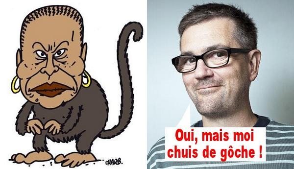 Charb-taubira