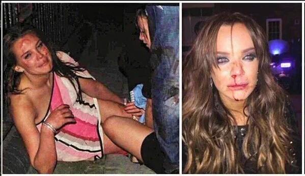 Femmes battues à Cologne