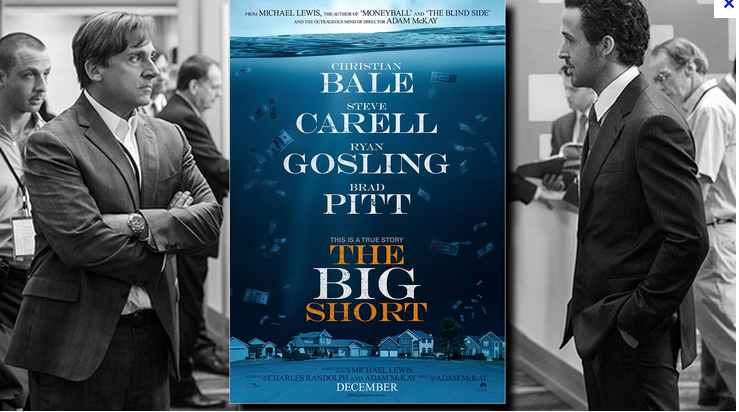 J'ai vu « The big short : le casse du siècle »