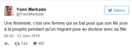 tweet-definition-feministe-actuelle
