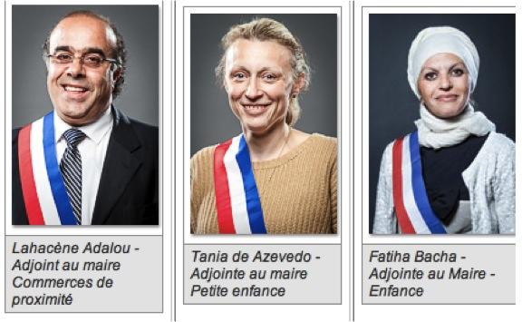 Argenteuil   l élue Fatiha Bacha doit retirer son voile ou être ... 72668696b20