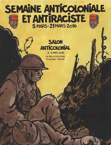 Il n'y aurait plus que des piou-piou africains à Verdun?