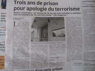 Apologieterrorisme