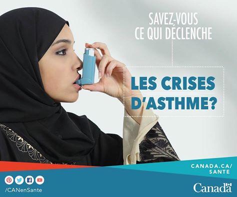 Campagne du ministère de la santé canadien
