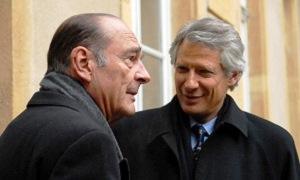 Chirac-Villepin