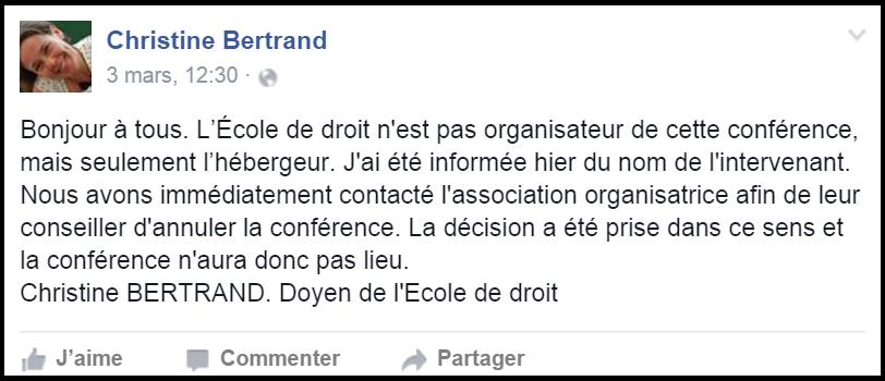 Communique-doyenne-Ecole-de-Droit