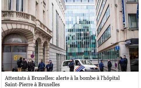 bruxelles-alerte-hopital
