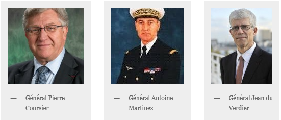 généraux-signataires