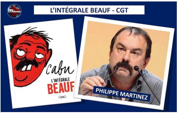"""Résultat de recherche d'images pour """"caricature philippe martinez"""""""
