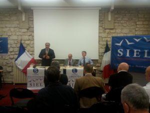 Karim Ouchick, Jean Yves Le Gallou, Frédéric Pichon