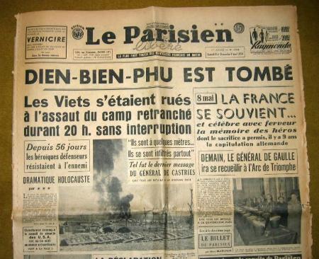 Diên-Biên-Phu: notre dernier baroud d'honneur