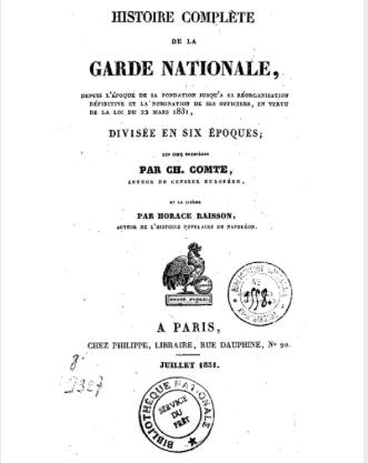 Histoire-garde-nationale