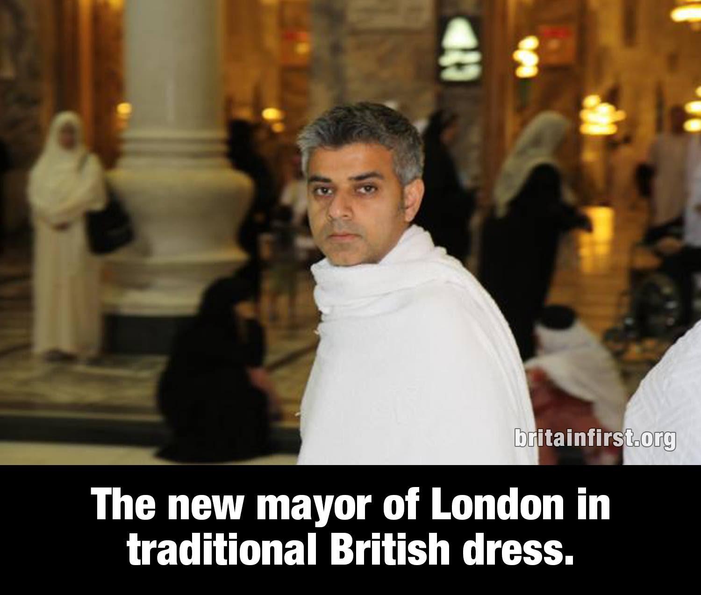 Le nouveau Maire de Londres 2016